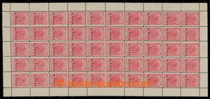 198928 - 1900 Mi.51A, přetisková Alexander I. 10Pa/20Pa růžová, celý