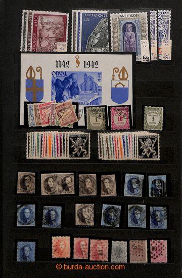 199101 - 1850-1952 [SBÍRKY]  sbírka / akumulace v zásobníku A4, obsah