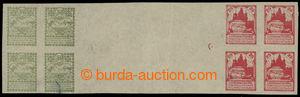 199321 - 1919 Pof.PP3+PP2(Mv4), Charitable stamps - Silhouette 25Kop