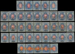 199361 - 1919 Pof.PP5, 2ks, 1x malá a 1x velká šavle + 1x ZT světle m