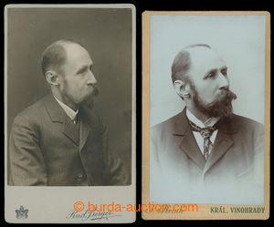 199395 - 1904 PURGHART Richard (1851-1910), český politik, poslanec Ř