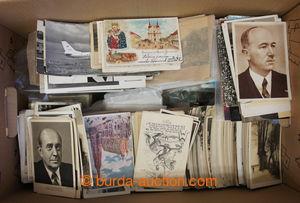 199559 - 1900-2000 [SBÍRKY]  velká akumulace cca 10.000 ks pohlednic