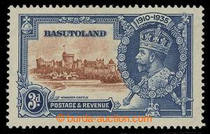 199701 - 1935 SG.13i, Jubilejní Jiří V. 3P, DASH BY TURRET; bezvadná