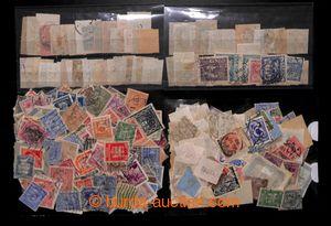199918 - 1900-1945 PERFINY /  cca 750ks perfinů na známkách různých s