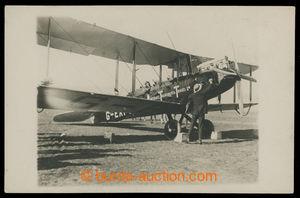 199964 - 1925 britské civilní letadlo De Haviland, fotopohled, dle te
