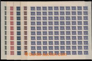 200681 - 1945 ARCHOVINA / Pof.363-370, Bratislavské vydání, komple