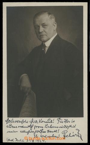 200894 - 1924 LEHÁR Franz (1870–1948), významný rakouský hudební skla