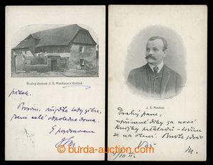 200905 - 1913 MACHAR Josef Svatopluk (1864–1942), český básník, proza