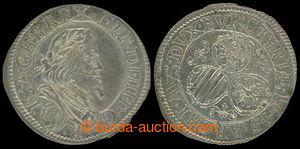 200986 - 1645 FERDINAND III. (1637–1657), 3 Krejcar, 1645, mincovna Š