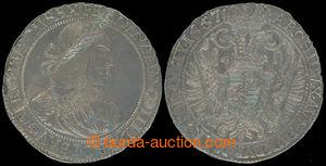 200995 - 1657 FERDINAND III. (1637–1657), 1 Tolar - Zlatník, 1657, KB