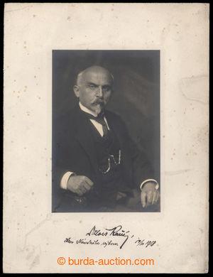 201028 - 1918 RAŠÍN Alois, JUDr. (1867–1923), československý politik