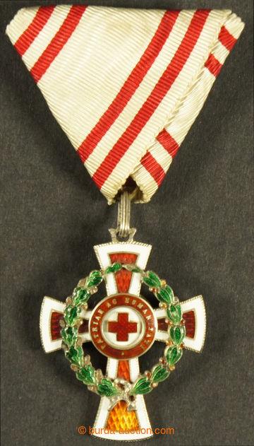 202965 - 1914-1918 Čestné medal For Merit about/by Red Cross 2. roa