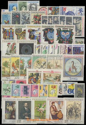 203740 - 1974-1975 Pof.2061-2119 + Pof.2120-2181, complete 2 annual v