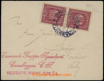 204803 - 1918 COMANDO GRUPPO SQUADRONI CAVALLEGGERI C.S./ VELITELSTVÍ