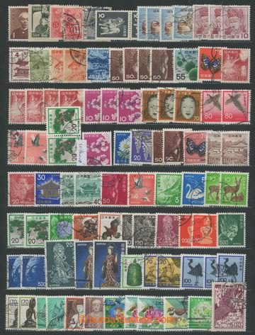 206459 - 1914-2009 partie 190ks známek, z toho 96ks výplatních, různá