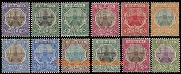 206582 - 1902-1910 SG.34-42, Suchý dok ½P-4P + SG.31-33; dvě kom