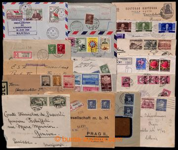 207010 - 1930-2000 [COLLECTIONS]  comp. of ca. 150 pcs of various ent
