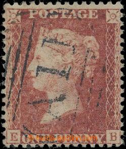 207116 - 1857 SVATÁ LUCIE  SG.Z1, britská Viktorie 1P (1857) použitá