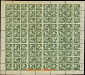 207625 -  Pof.27-32, 15h - 120h, kompletní řada 6ks 100ks archů, 15h