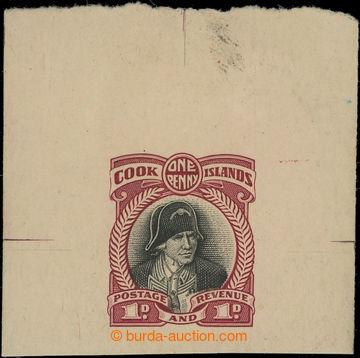 207818 - 1935 ZT pro SG.100a, Cook 1P černá / červená, definitivní ba