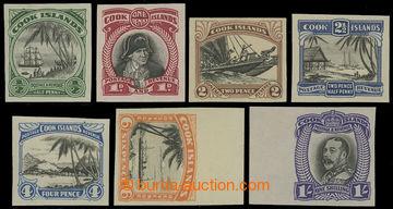 207865 - 1932 SG.99-105, Motivy 1/2P-1Sh, NEZOUBKOVANÉ; bezvadná kval