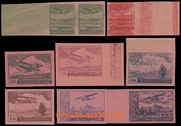 208297 -  ZT  Pof.L7-L14, sestava 8ks zkusmých tisků hodnot 50h - 20K