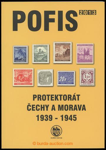 208360 - 2012 POFIS / Protektorát Čechy a Morava 1939-1945; specializ