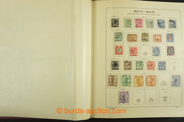 208460 - 1840-1940 [SBÍRKY]  sbírka ve dvou velkých luxusních albech