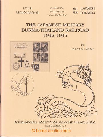 208993 - 2000 BARMA / THE JAPANESE MILITARY BURMA-THAILAND RAILROAD 1