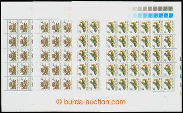 209006 - 1998 Pof.189-190, Dětem, kompletní řada v celých 30-zn. arší