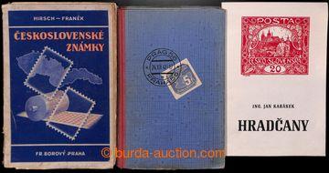 209060 - 1922-1980 SESTAVA / 12ks různé literatury, mj. Československ