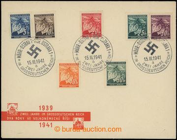 209155 - 1941 PR45 / Zwei Jahre im Grossdeutschen Reich - PR45 MORAVS