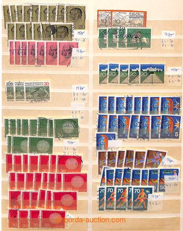 209256 - 1952-1985 [SBÍRKY]  akumulace razítkovaných i neupotřebených