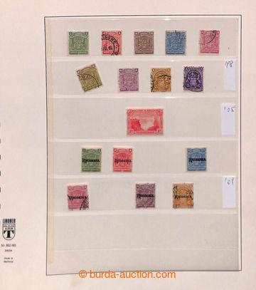 209511 - 1898-1978 [SBÍRKY]  RHODESIE, JIŽNÍ RHODESIE, SEVERNÍ RHODES