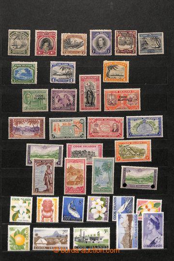 209604 - 1938-1994 [SBÍRKY]  zajímavá sbírka na 12 listech v zásobník