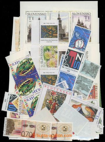 209631 - 2010- PLATNÝ NOMINÁL / sestava známek a aršíků platného euro