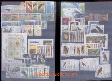 209640 - 1970-2010 [SBÍRKY]  FAUNA / FLORA  obchodní zásoba námětovýc