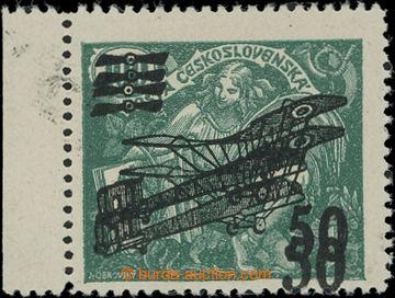 209909 -  Pof.L4Pd, II. letecké provizorium 50h/100h zelená, krajový