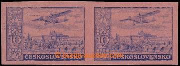 209923 -  ZT  hodnoty 10Kč v původní v původní modré barvě, vo