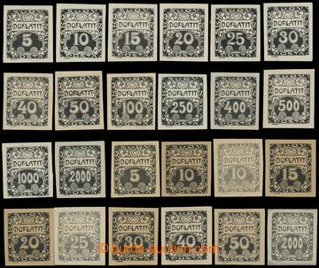 209965 - 1919 ZT  Pof.DL1-14, Ornament 5h - 2000h, kompletní sestava