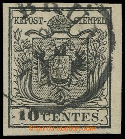 210150 - 1850 Ferch.2MP III, LOMBARDSKO - BENÁTSKO 10 CENTES použit