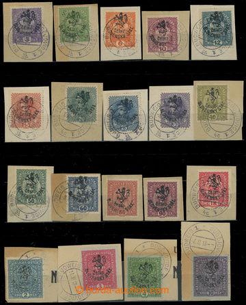 211237 - 1918 Pof.RV85-103, Budějovické vydání (Hornerův přetisk) 3h