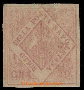 211252 - 1859 Sass.13, Znak 20Gr; velmi pěkný exemplář s původn�