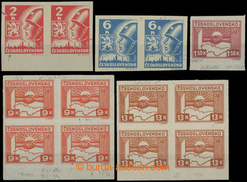 211528 -  DESKOVÉ A TISKOVÉ VADY/ Pof.354, 2K červená, 2-páska s