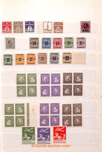 212149 - 1920-1990 [SBÍRKY]  sbírka neupotřebených známek v zaplněném
