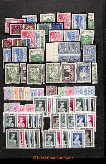 212309 - 1936-1972 [SBÍRKY]  AKUMULACE / zajímavá obchodní zásoba neu