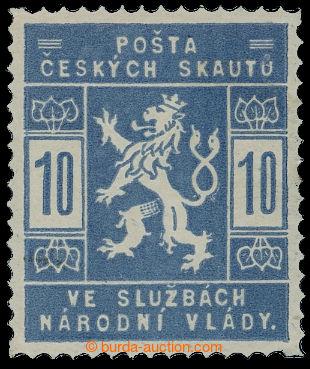 212536 -  Pof.SK1a, 10h světle modrá; svěží, zk. Vrba