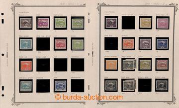 212555 - 1918-1939 [SBÍRKY]  neúplná generální sbírka s menší