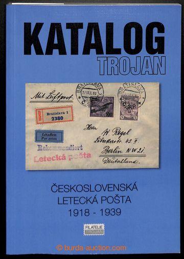 212929 - 1997 HORKA, P.: Československá letecká pošta 1918-1939,