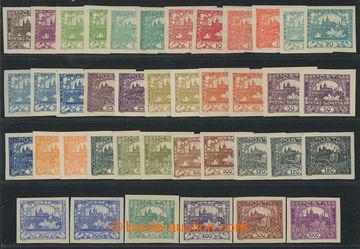 213192 -  Pof.1-26, sestava 40 zn. hodnot 1h-1000h včetně různých ods